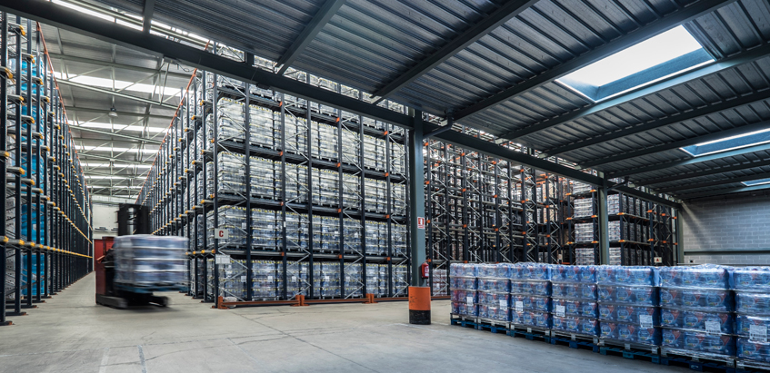 Logistica Ribe Servicios Logisticos Y Almacenes En Espinelves